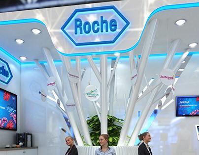 Roche exhibition stand