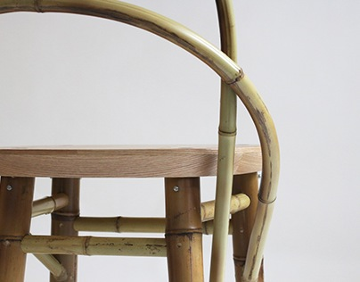 A New Bamboo Chair