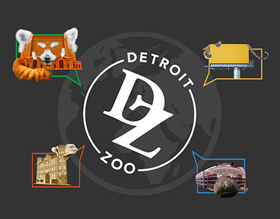 Detroit Zoo: Integrated Branding Campaign