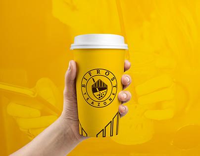 Bifrost Teazone Logo & Branding