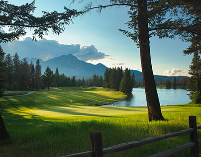 Jasper Park Lodge Golf