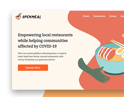 OpenMeal Product Hunt Promo Video