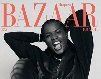 Harper's Bazaar - IZA