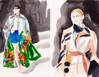 I N K / Valentino / Haute Couture AW21/22