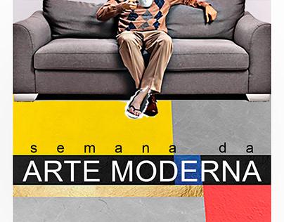 Easter Eggs do Modernismo Brasileiro