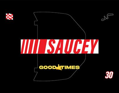 Saucey Brand Identity