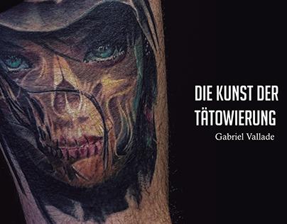 Book Fotográfico: Bellavista Tatto Studio