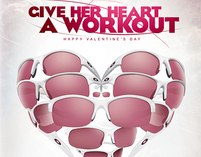 Give her heart a workout!