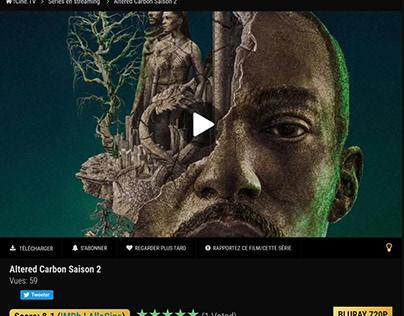 Altered Carbon Saison 2 streaming vf | fCine.TV