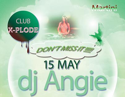 Nightclub Poster Designs