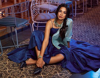 Anjali Barot by Maulik Patel