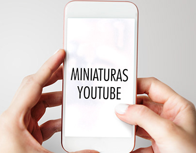 MINIATURAS YOUTUBE