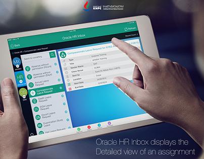 Enterprise Corporate Mobility App built in SAP