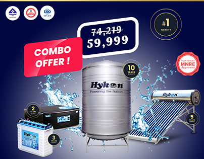 Hykon Products Banner