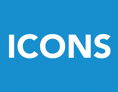 Icons Portfolio