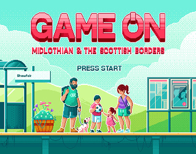 Visit Scotland - Game On