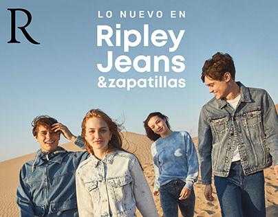 Ripley Jeans&Zapatillas 2019