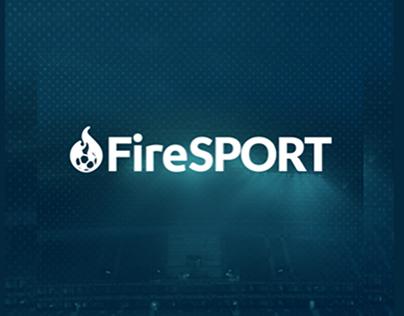 FireSport App Landing