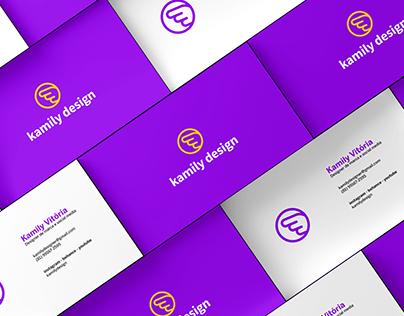 Kamily Design - Personal Brand