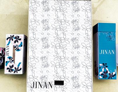 Jinan - Package Design