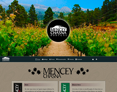 Bodegas Mencey Chasna www.menceychasna.com