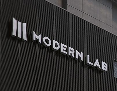 MODERN LAB 凌宇化工 - Visual Identity 視覺識別