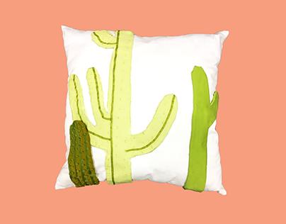 Seam Cushion