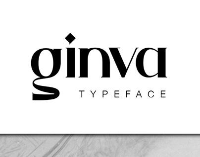 Ginva - Free Font