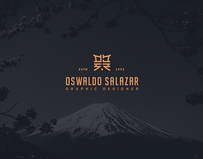 Oswaldo Salazar - Visual Identity