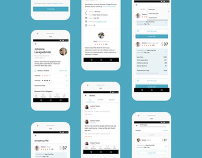 Grabr.io // Website, iOS App, Android App