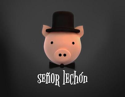 Señor Lechón