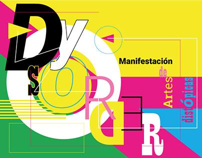 Dysorder - Festival de artes distópicas