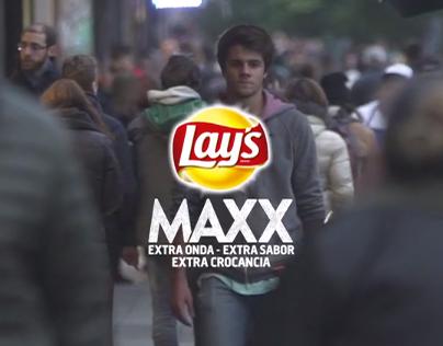 Lay´s Maxx Snapchat