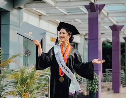 Graduation AMIKOM - Yogyakarta