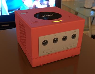 Red Gamecube