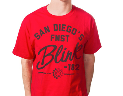 Blink-182 Merch