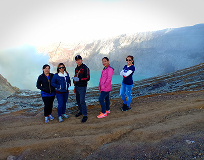 3 Days 2 Nights Ijen Crater, Bromo tour Package