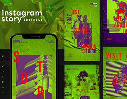 Infinite Instagram Stories & Posts
