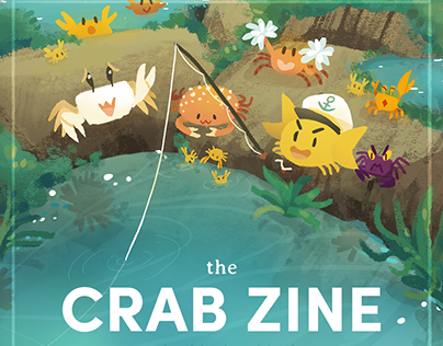 the Crab Zine