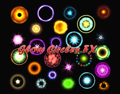 Glow circle