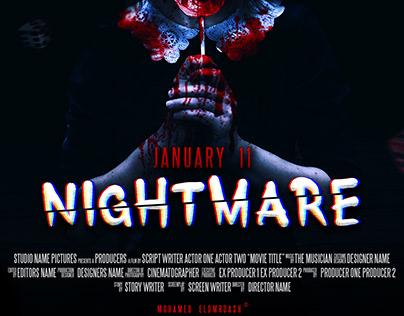 NIGHTMARE | Movie Poster