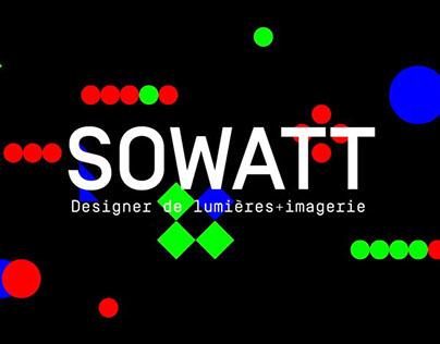Sowatt, designer de lumières