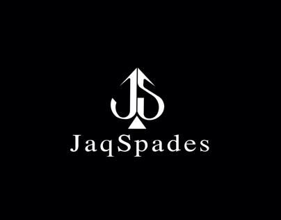 JaqSpades logo design