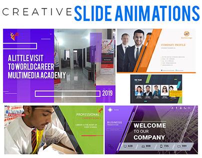 Slide Animations