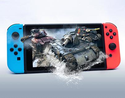 World of Tanks: Blitz Nintendo Switch Launch Trailer