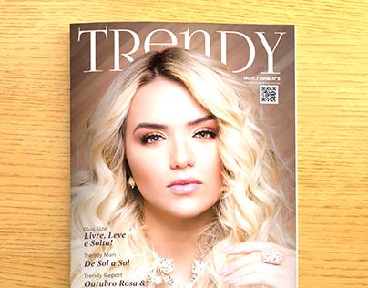 Trendy Magazine - 4º Ed. - Goiânia - GO