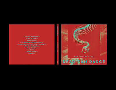 dead can dance | album cover