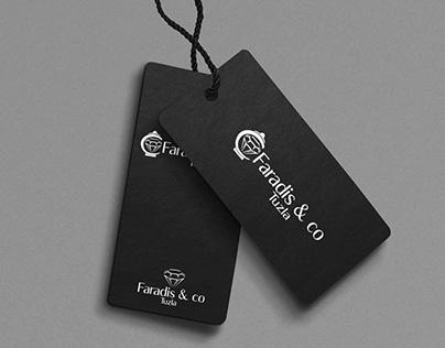 Faradis & CO Brand Identity