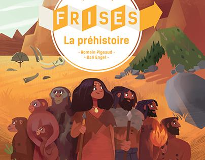 BOOK AND PROMO Tout en frises