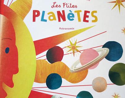 Le P'tites Planètes - Les Editions du Ricochet